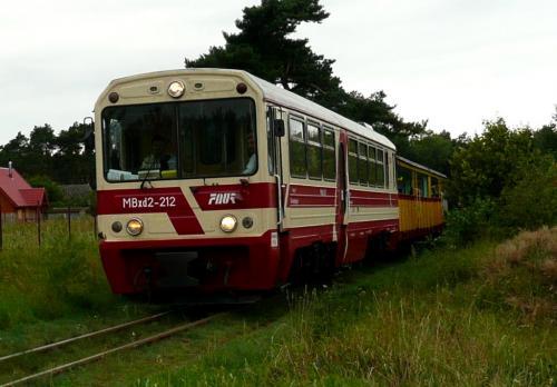 Żuławska Kolej Dojazdowa - wagonik zwykły