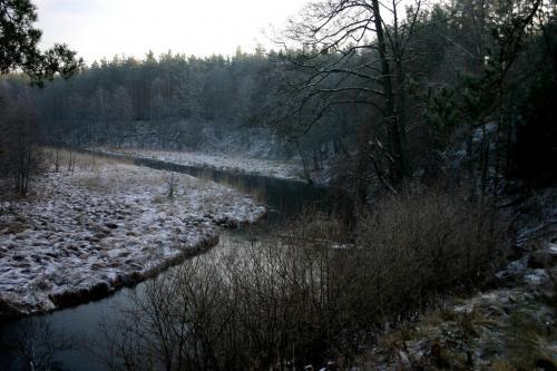Dolina rzeki Wdy
